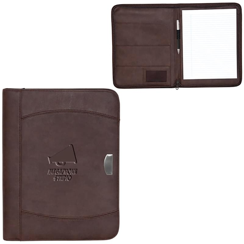 ZIPPERED NOTEBOOK PORTFOLIO