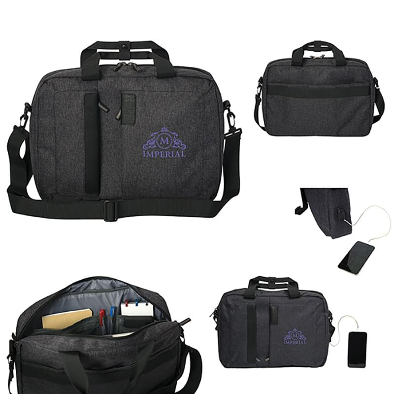 SAVANNAH CHARGE LAPTOP BRIEF