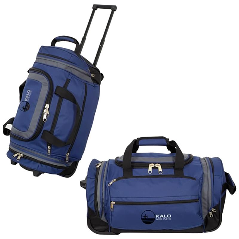 "22"" DUFFLE BAG ON WHEELS"