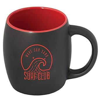 591 ML. (20 OZ.) BARREL MUG