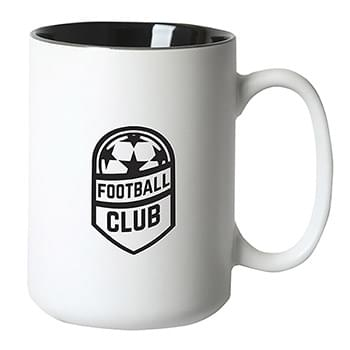 CAFÉ CRAFT 400 ML. (13 OZ.) STONEWARE MUG