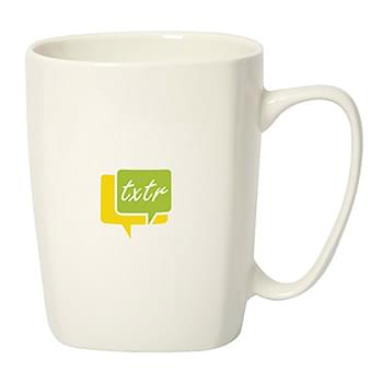 BIANCA 400 ML. (13.5 OZ.) SQUARE MUG