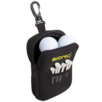 NEOPRENE GOLF ACCESSORIES POUCH