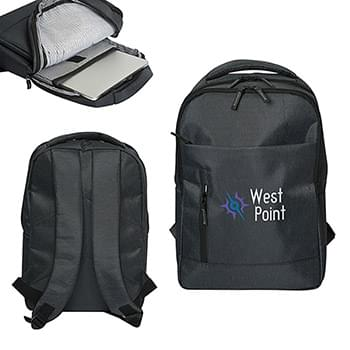 SAVANNAH WEST LAPTOP BACKPACK