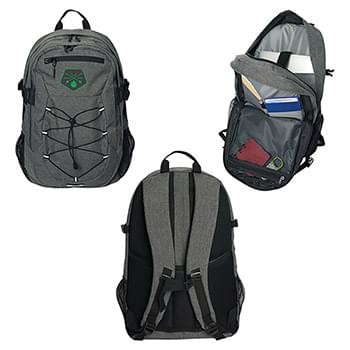 SAVANNAH TRAIL LAPTOP BACKPACK