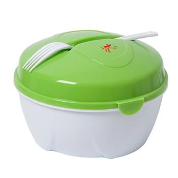 TRAINER ON-THE-GO SALAD BOWL