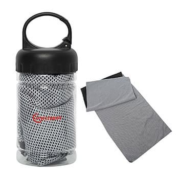 KRIENES COOLING TOWEL IN CONTAINER
