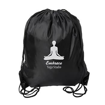 MAHALO LARGE DRAWSTRING BACKPACK