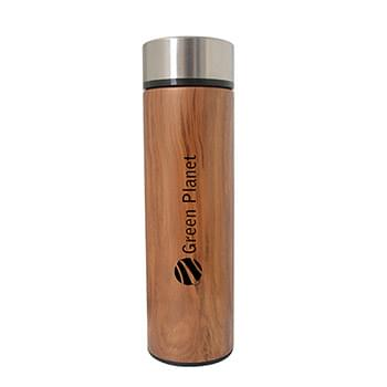 QUIETCITY 500 ML. (17 OZ.) WATER BOTTLE