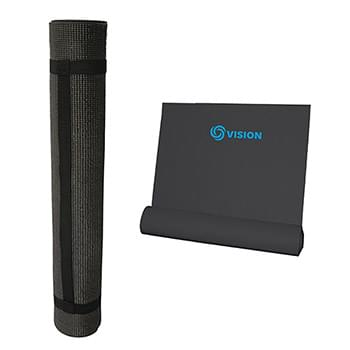 GARLAND YOGA MAT WITH STRAP